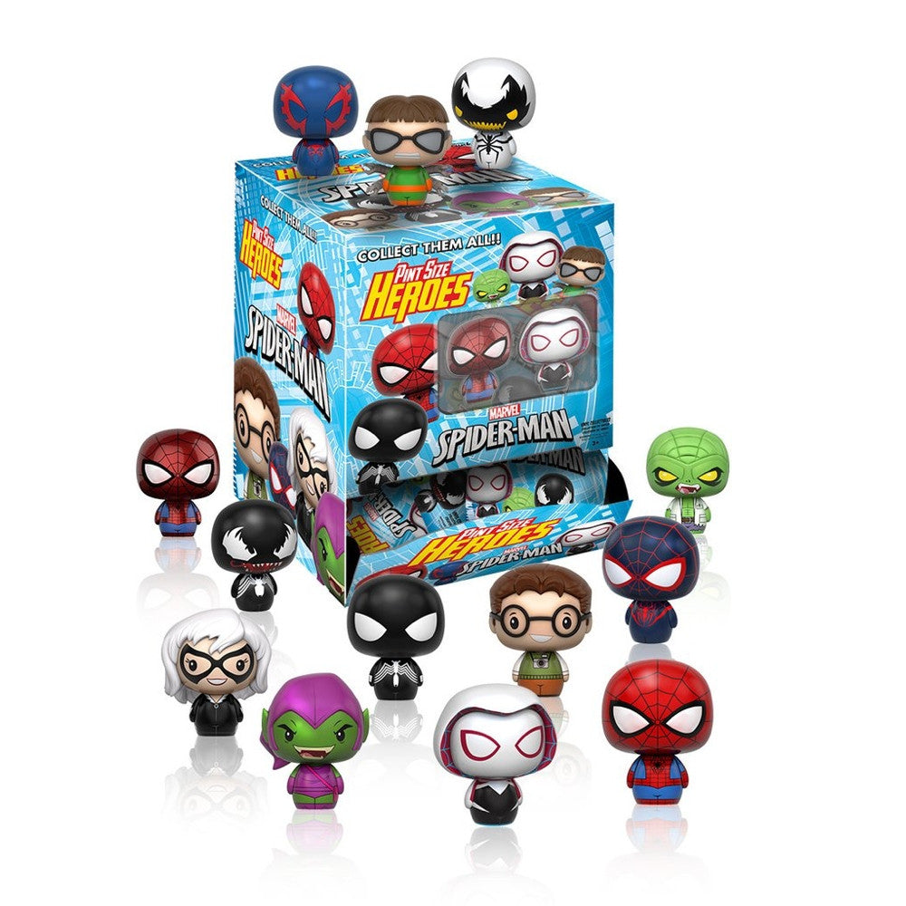 Pint Size Heroes: Spiderman - Single Blind Bag