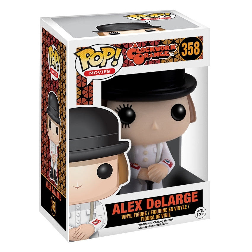 Alex DeLarge - A Clockwork Orange - POP! Movies