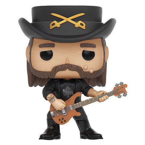 Lemmy Kilmister - Motörhead - POP! Rocks