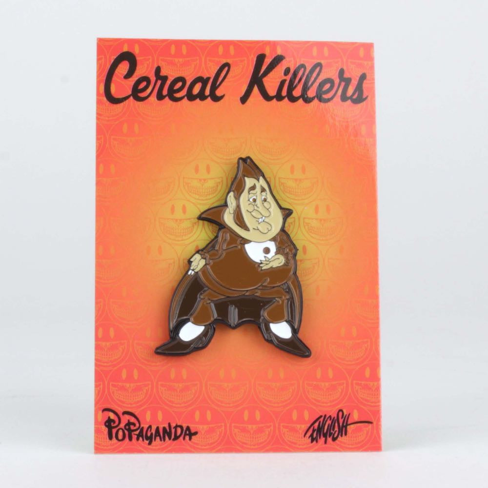 Count Calorie Enamel Pin - Cereal Killers