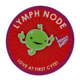 Lymph Node Lapel Pin