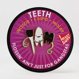Teeth Lapel Pin