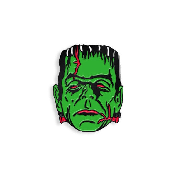 The Monster - Maniac Monsters Enamel Pin