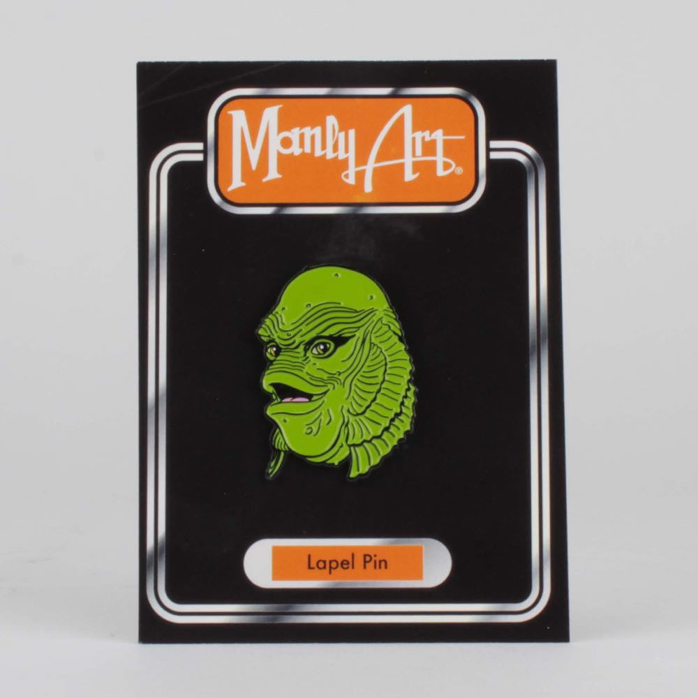 Happy Creature Enamel Pin