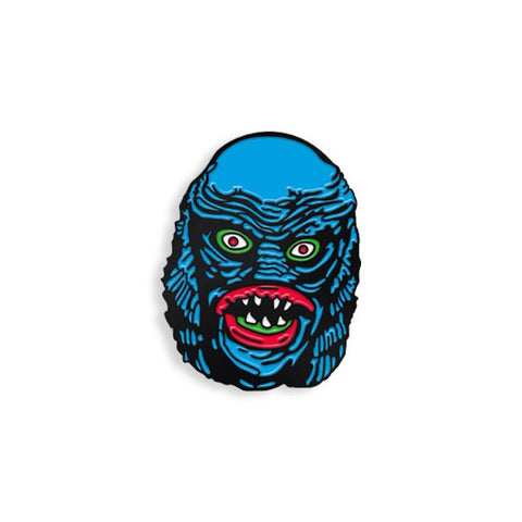 The Creature - Maniac Monsters Enamel Pin