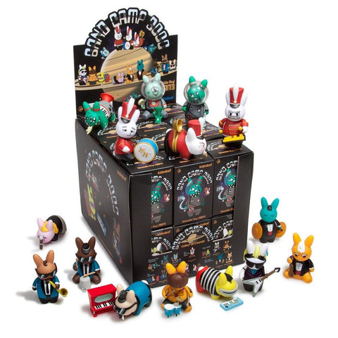 Labbit Band Camp 3000 Series - Single Blind Box