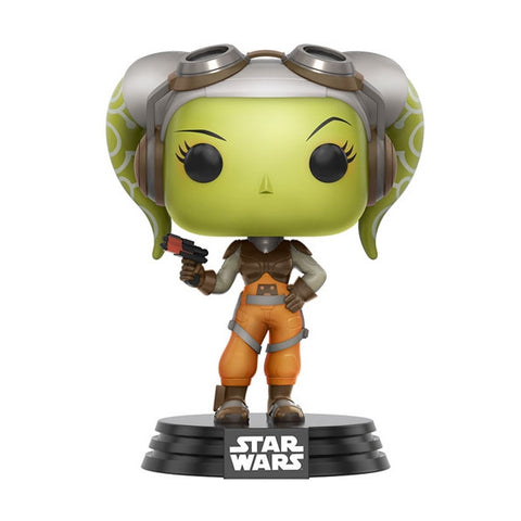 Hera - Star Wars: Rebels POP!