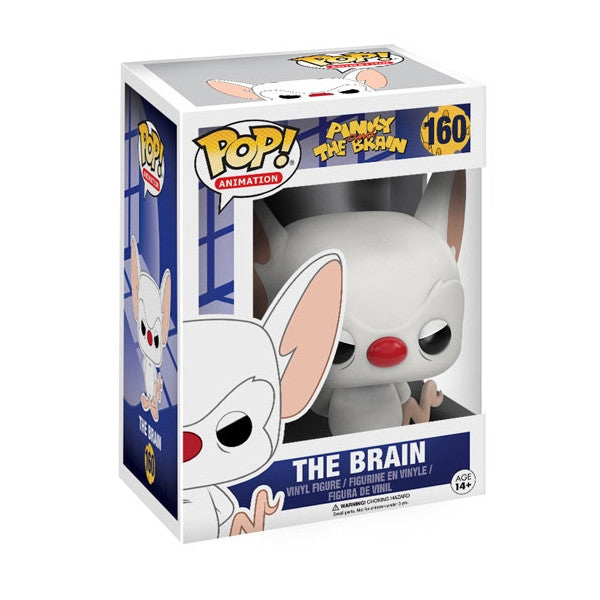 The Brain - Pinky and the Brain - POP! Animation