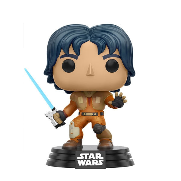 Ezra - Star Wars: Rebels POP!