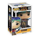 Sabine - Star Wars: Rebels POP!