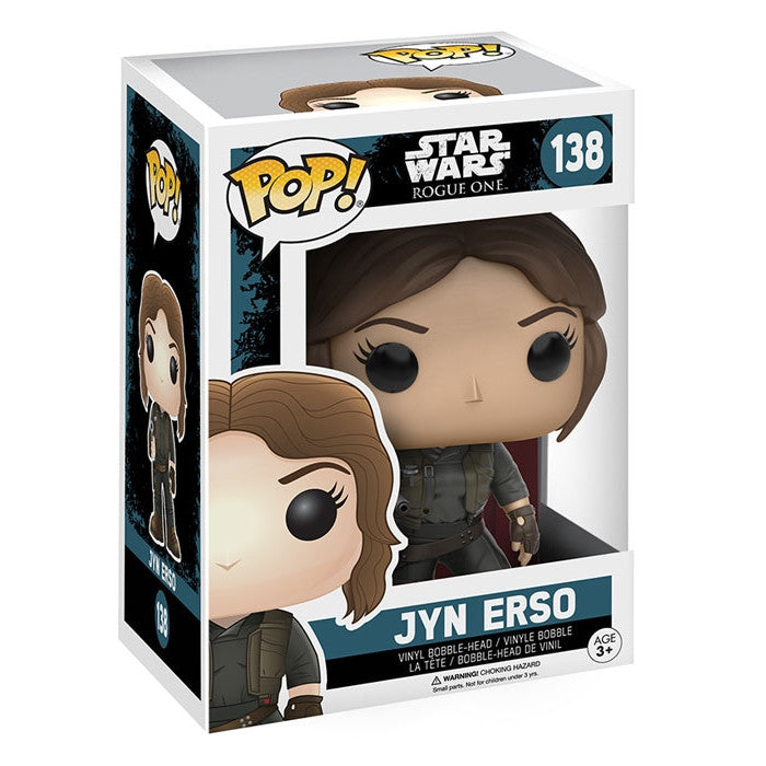 Jyn Erso - Star Wars: Rogue One POP!