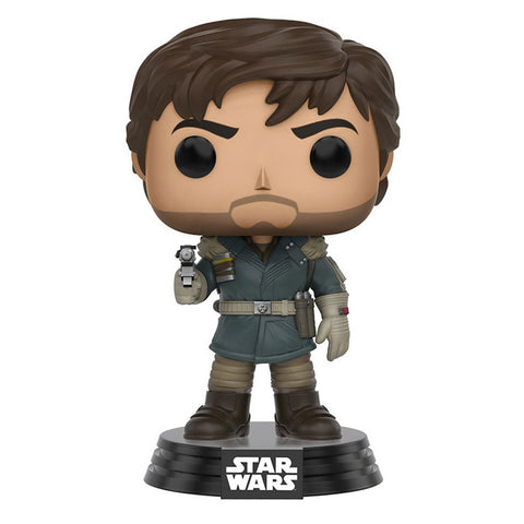 Captain Cassian Andor - Star Wars: Rogue One POP!