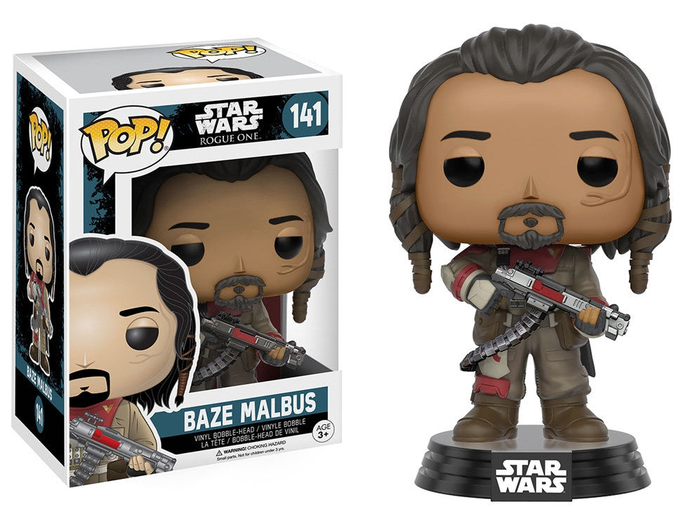 Baze Malbus - Star Wars: Rogue One POP!