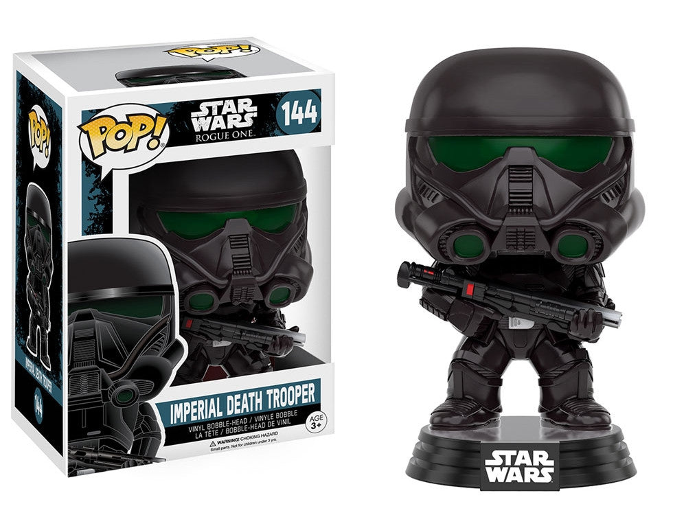 Imperial Death Trooper - Star Wars: Rogue One POP!