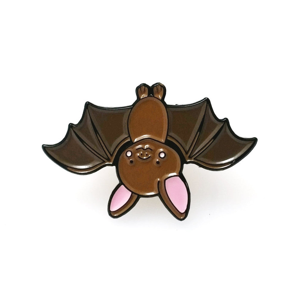 Bitty Bat Enamel Pin