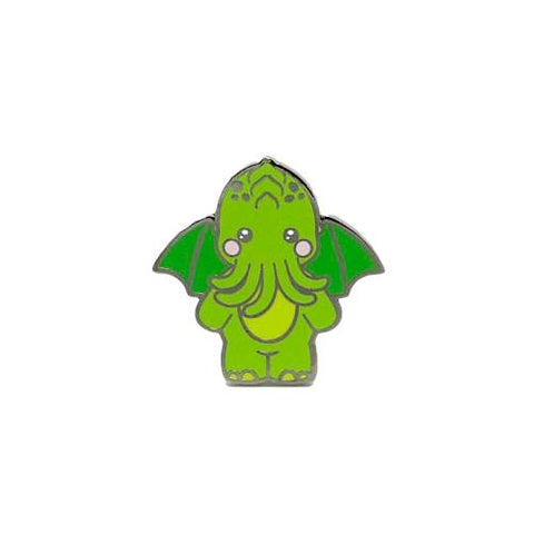 Cute-thulu Enamel Pin