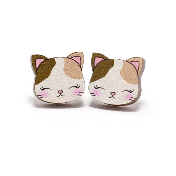 Kitty Maplewood Earrings