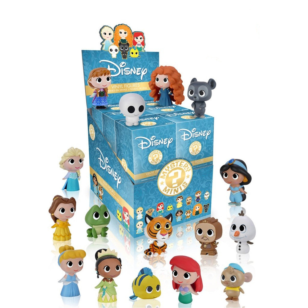 Disney Princess Mystery Minis - Single Blind Box