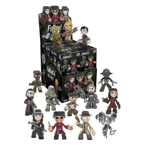 Fallout 4 Mystery Minis - Single Blind Box