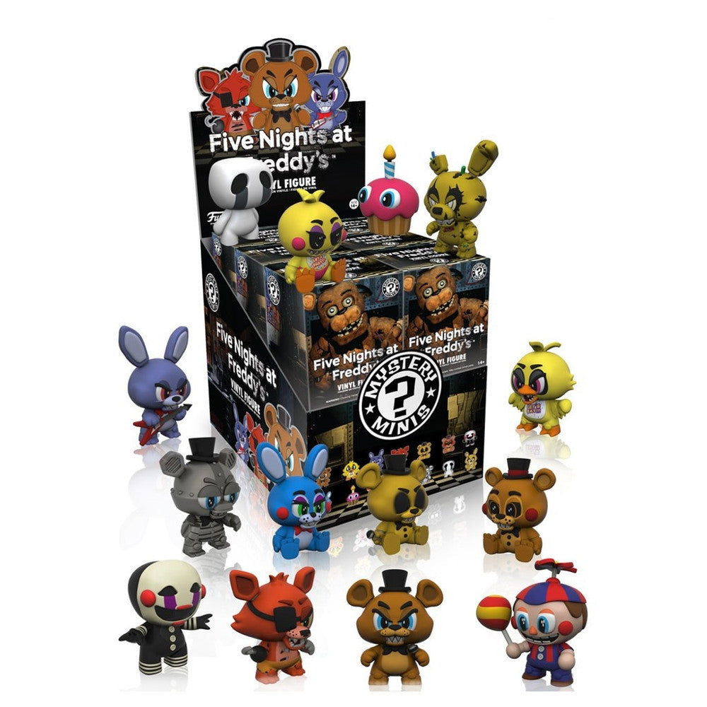 Five Nights at Freddy's Mystery Minis - Single Blind Box