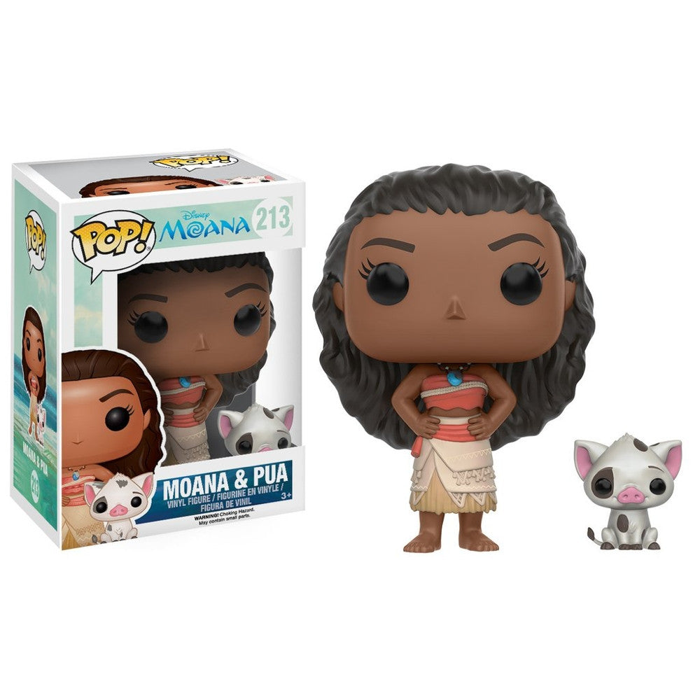 Moana and Pua - Moana - Pop! Disney