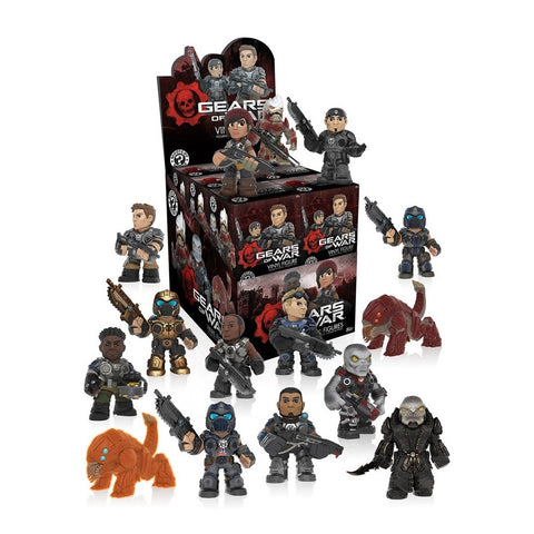 Gears of War Mystery Minis - Single Blind Box
