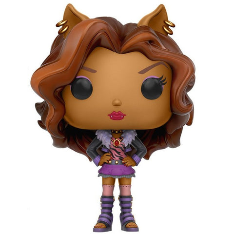Clawdeen Wolf - Monster High - POP!