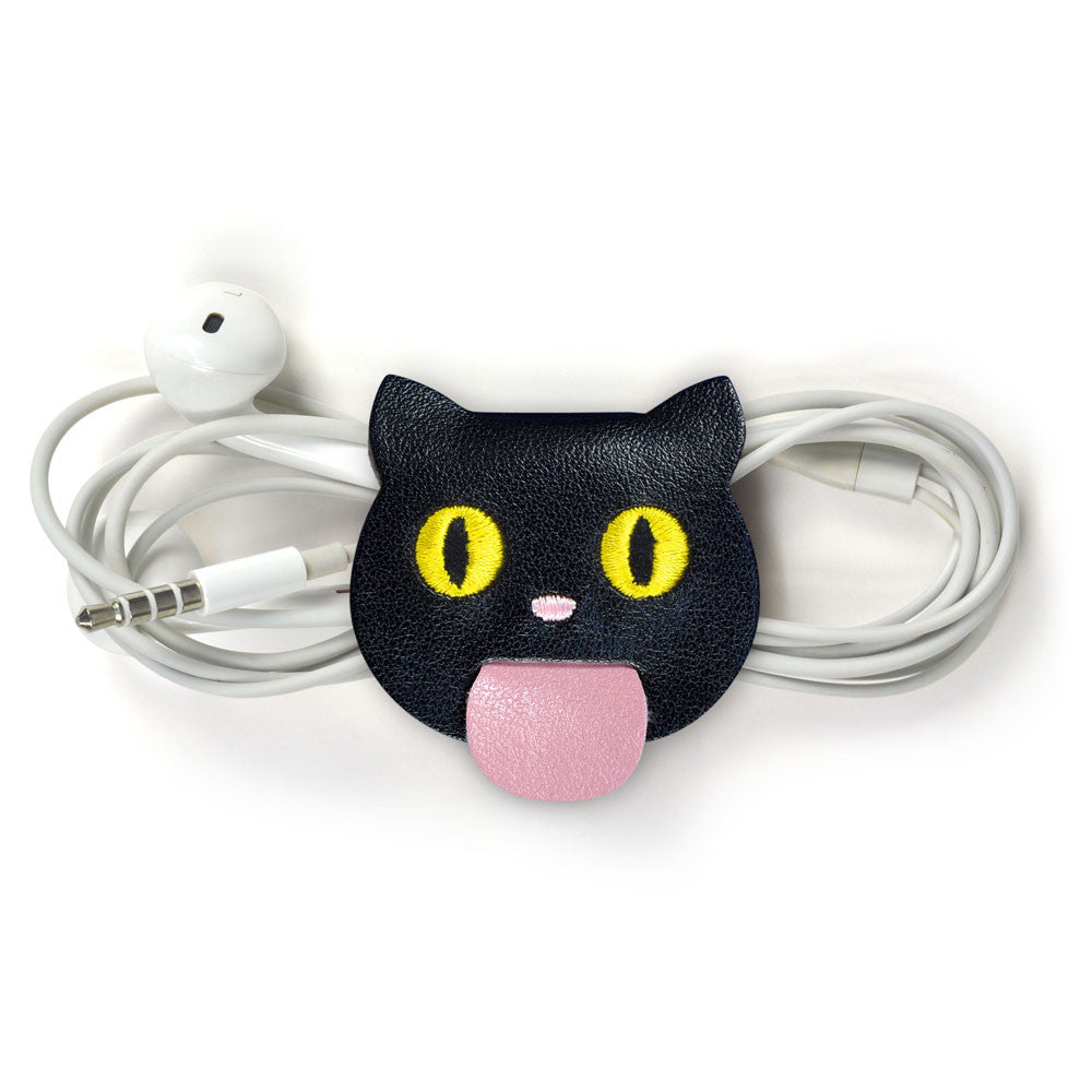 Cat Tongue Ties - Cable Holder
