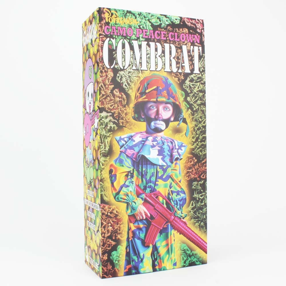 Combrat by Ron English