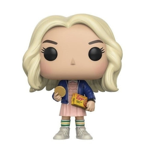 Eleven with Eggos - Chase - Stranger Things - POP! TV