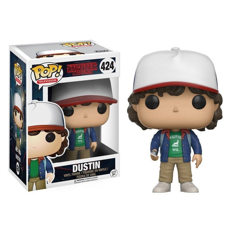 Dustin - Stranger Things - POP! TV