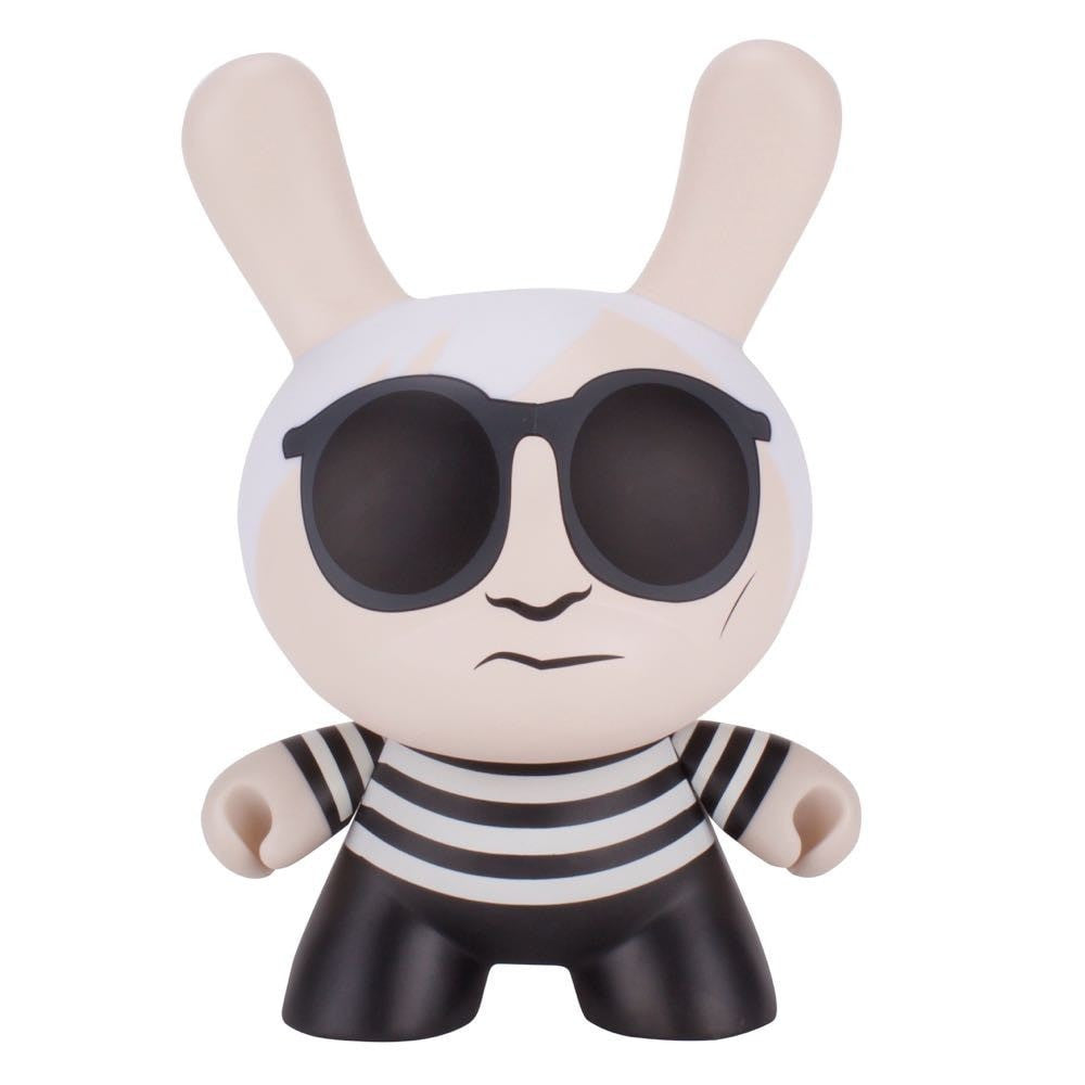 8-Inch Andy Warhol Masterpiece Andy Dunny
