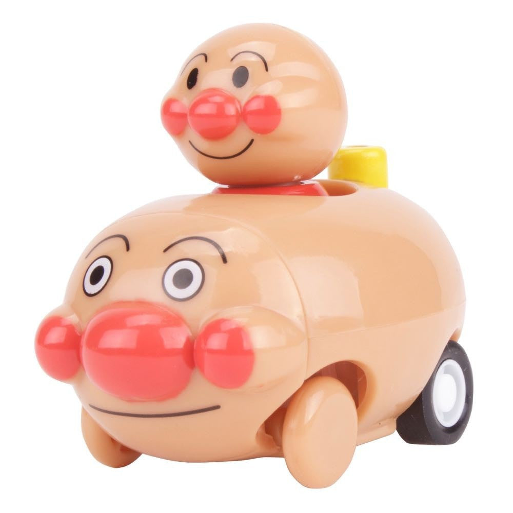 Anpanman with Car Gachapon - Random Assortment