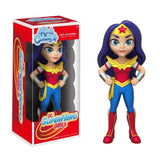 Wonder Woman - DC Super Girls - Rock Candy