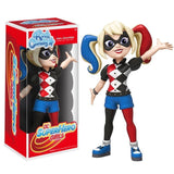 Harley Quinn - DC Super Girls - Rock Candy