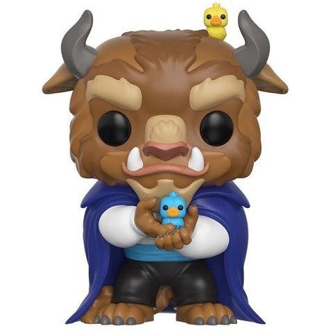 Winter Beast - POP! Disney: Beauty and the Beast