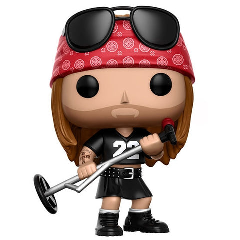 Axl Rose - Guns N Roses - POP! Rocks