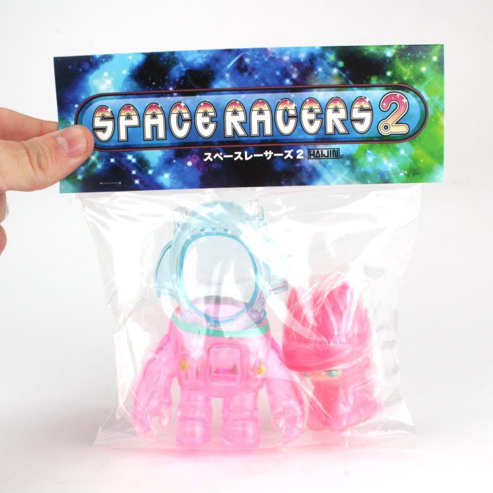 Space Racers 2 - Peach and Mint by Kaijin