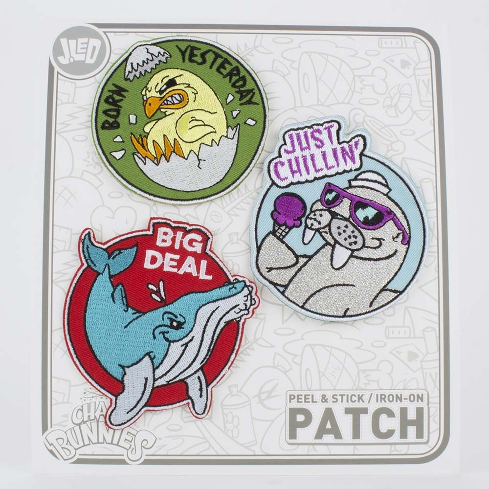 3 Patch Set by JLed