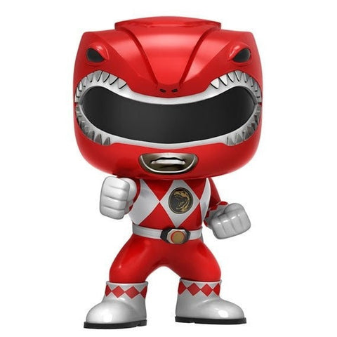 Red Ranger - Power Rangers - POP! Television