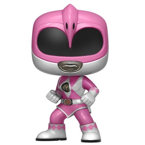 Pink Ranger - Power Rangers - POP! Television