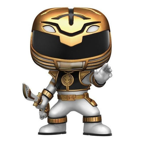 White Ranger - Power Rangers - POP! Television