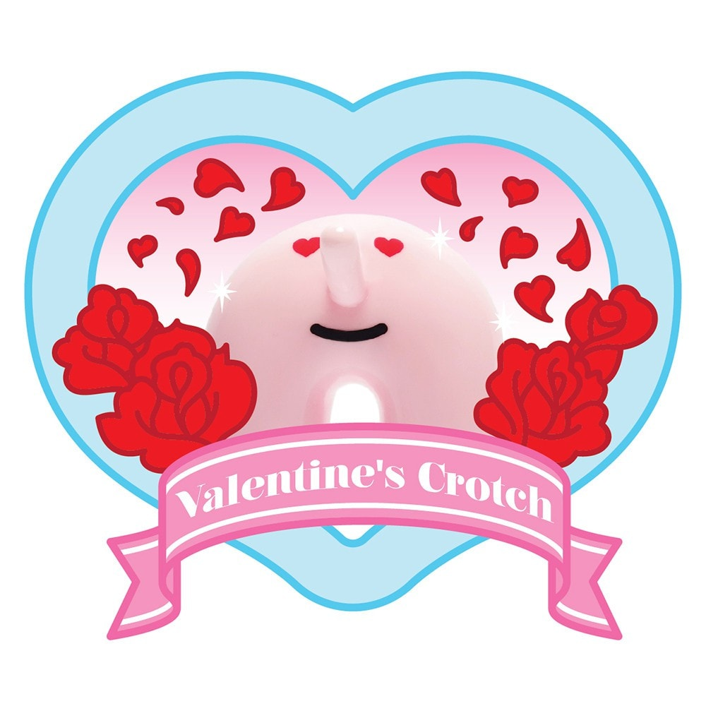 Happy Crotch - Valentine's Day Edition