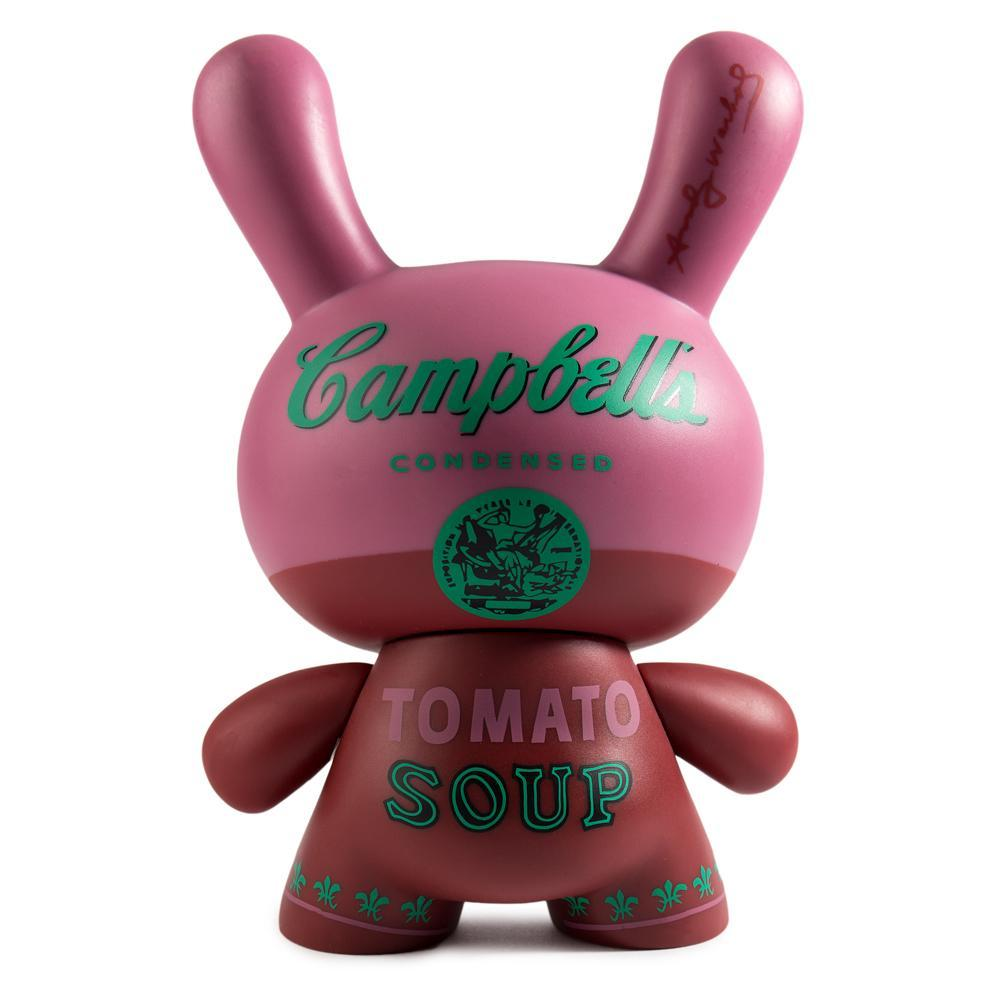 8-Inch Andy Warhol Masterpiece Campbells Soup Can Dunny