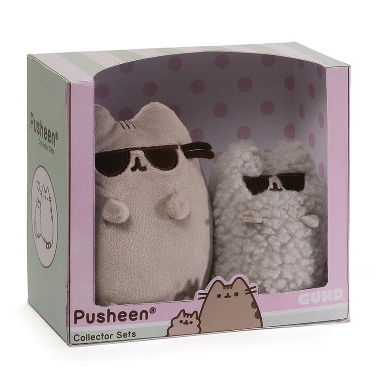Cool Pusheen and Stormy Collector Set