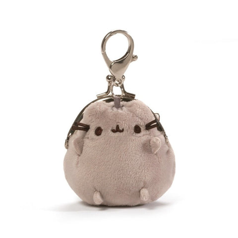 Mini Grey Pusheen Coin Purse