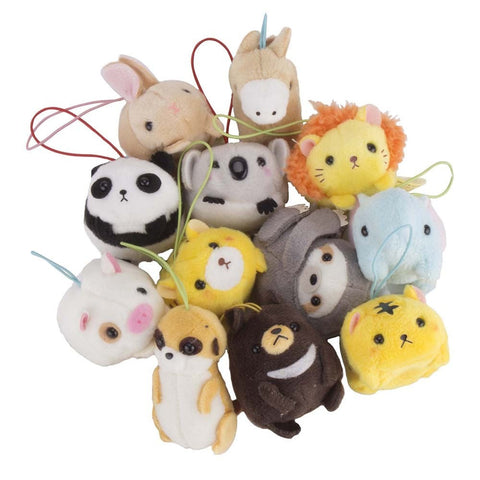 Tanoshi Zoo Puchimaru Series - Random Assortment