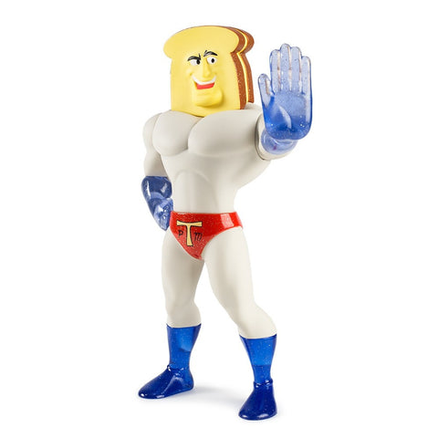 "Powdered Toast Man - 8"" Medium Figure"