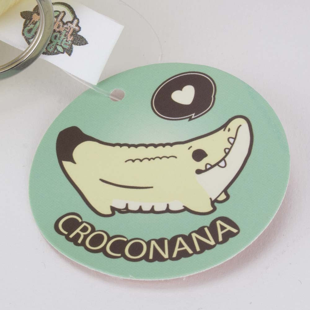 Mini Coconana Keychain Plush