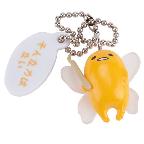 Gudetama Parachute Figure with Ballchain - Random Assortment